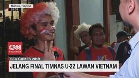 VIDEO: Prediksi Timnas Indonesia U-22 Vs Vietnam