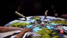 VIDEO: Wahana Menarik di Trans Studio Bali