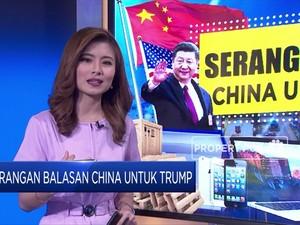 Serangan Balasan China untuk Trump
