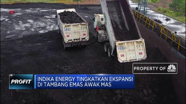 INDY Ekspansi Emas, Indika Energy Investasi USD 40 Juta