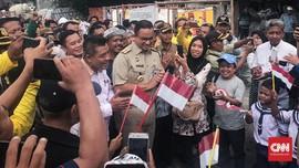 Anies Peringati Hari HAM di Kampung Kumuh Muara Angke