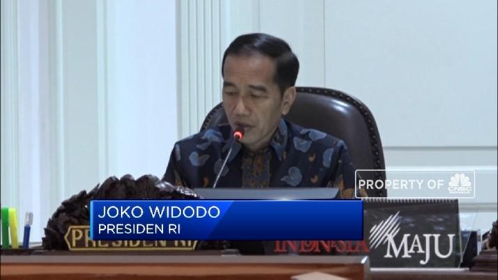 Jokowi benar-benar kesal dengan janji janji bangun kilang, sudah 5 tahun tapi 1% saja tak selesai