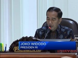 Jokowi Minta Petani Keluar dari Rutinitas