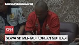 VIDEO: Pelaku Mutilasi Siswa SD Ditangkap