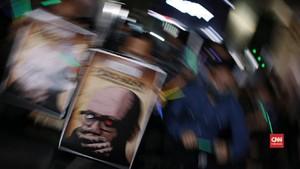 VIDEO: Menanti Pengumuman Tersangka Penyerang Novel Baswedan