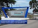 Inilah Jumlah Denda dari Kemenhub untuk Garuda Indonesia