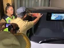 Duh! 1.100 Mobil Mewah di DKI Pajaknya Menunggak