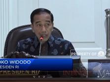 Jokowi: Proyek Infrastruktur Jangan Semua Diambil BUMN