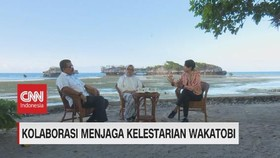 VIDEO: Kolaborasi Menjaga Kelestarian Wakatobi (2/5)