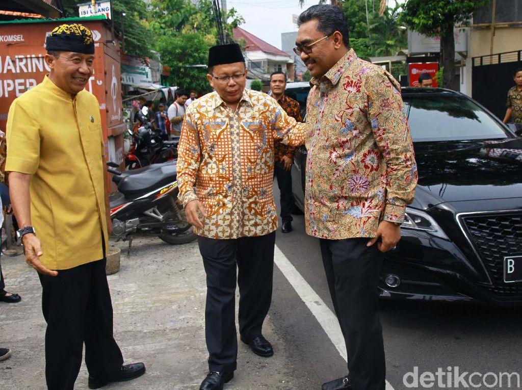 Pimpinan MPR Temui Parisada Hindu Dharma Indonesia