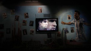 FOTO: Pemandangan Kampung Halaman Lionel Messi