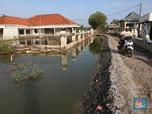 Duh! Abrasi 15 Tahun Buat Kampung di Bekasi ini Ditinggalkan