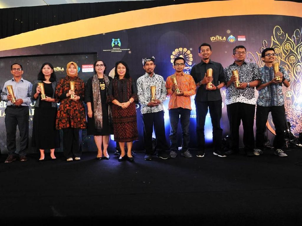 Malam Penganugerahan ini merupakan acara puncak dari rangkaian Media Kompetisi 2019.