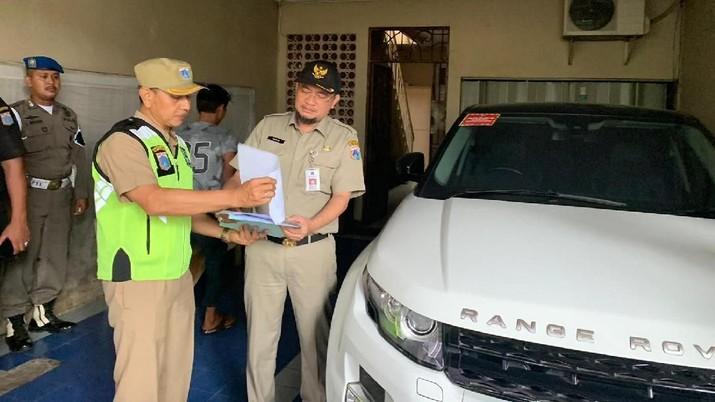 Pajak Kendaraan Bermotor (PKB) DKI Jakarta 2019 ditargetkan bisa mencapai Rp 8,8 triliun