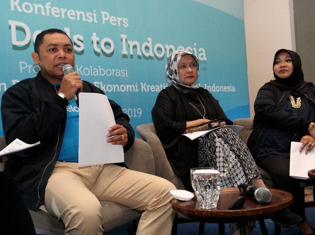 Program kemitraan Traveloka dengan Kementrian Pariwisata dan Ekonomi Kreatif tersebut bertujuan untuk menarik wisatawan asing ke Indonesia, yang akan berfokus pada pasar wisatawan Malaysia dan Singapura untuk dapat menikmati liburan natal dan tahun baru di Indonesia. Foto: dok. Traveloka