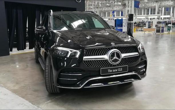 Dua SUV Terbaru Mercedes-Benz Rakitan Indonesia