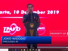 Jokowi: Kredit Macet Kecil, Keterlaluan Kalau Plafon Gak Naik
