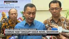 VIDEO: Komnas HAM Tagih Janji Penyelesaian Kasus Novel