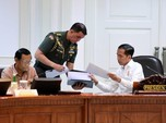 Catat! Permintaan Jokowi ke Bahlil, Luhut, & Erick Soal CAD