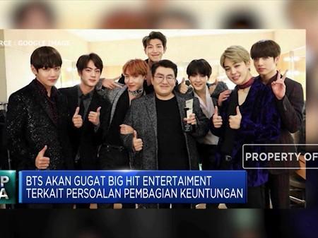 Big Hit Diisukan Akuisisi Pledis Bts Nu Est Bakal Saudaraan