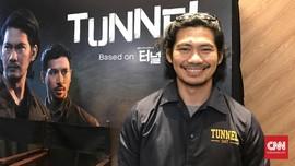 Dalami Peran, Donny Alamsyah Ogah Tonton Tunnel Versi Korea