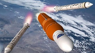 Amazon Uji Coba Terakhir Roket untuk Bawa Turis ke Bulan