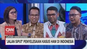 VIDEO: Jalan Siput' Penyelesaian Kasus HAM di Indonesia (1/4)