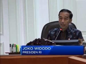 Jokowi: Kartu Pra Kerja Bukan Gaji untuk Pengangguran