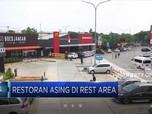 Jokowi Geram, Rest Area Dipenuhi Ayam Goreng dan Kopi Asing