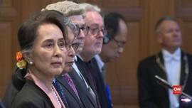 VIDEO: Myanmar Disidang atas Tuduhan Genosida Etnis Rohingya