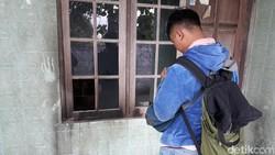 Dilempar Molotov Orang Misterius, Kaca Rumah Warga di Sleman Pecah