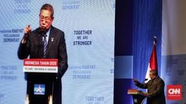 SBY Ingatkan Jokowi Soal Pengangguran Picu Arab Spring