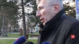 VIDEO: Enam Orang Tewas dalam Penembakan di Rumah Sakit Ceko