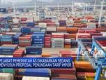 Ini Alasan Trump Bakal Tunda Impor Tarif ke China