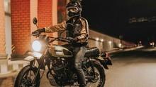 Test Ride 'Dua Alam' Motor Retro Kawasaki W175R