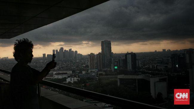 Cuaca Ekstrem Penyebab Hujan Lebat Berpotensi Hingga Maret