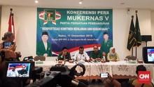 PPP Gelar Mukernas, Bahas Muktamar dan Pilkada 2020