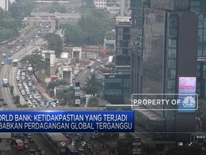 World Bank Prediksi PDB Indonesia Tumbuh 5% di 2019