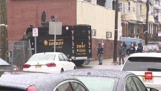 VIDEO: Kota New Jersey Tegang Akibat Baku Tembak