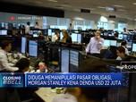 Morgan Stanley Dapat Sanksi dari AMF
