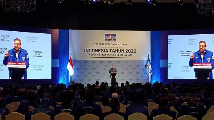 SBY Minta Jokowi Serius Kurangi Dampak Resesi ke Ekonomi RI