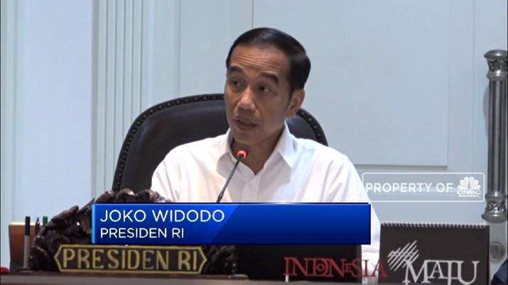 Bagi Presiden Joko Widodo (Jokowi), penggunaan data kini jauh lebih berharga ketimbang minyak.