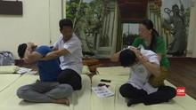 VIDEO: Pijat Tradisional Thailand yang Mendunia