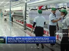 Revitalisasi Industri Tekstil