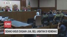 VIDEO: Khofifah Jadi Saksi Sidang Jual Beli Jabatan Kemenag