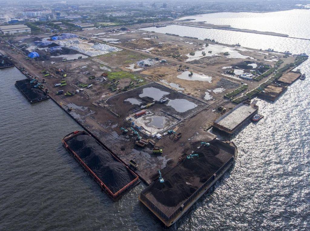 Penampakan Terkini Pembangunan Pelabuhan Marunda