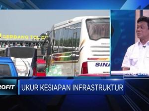 Kesiapan Infrastruktur Kementerian PUPR Hadapi Nataru