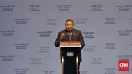 Hadapi Masalah Ekonomi, SBY Minta Jokowi Tak Diganggu