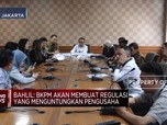 BKPM Gelar Pertemuan Dengan Pelaku Usaha Tekstil