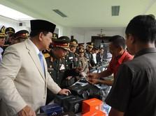 Ini Makna Prabowo 'Cool' Respons Klaim China di Natuna